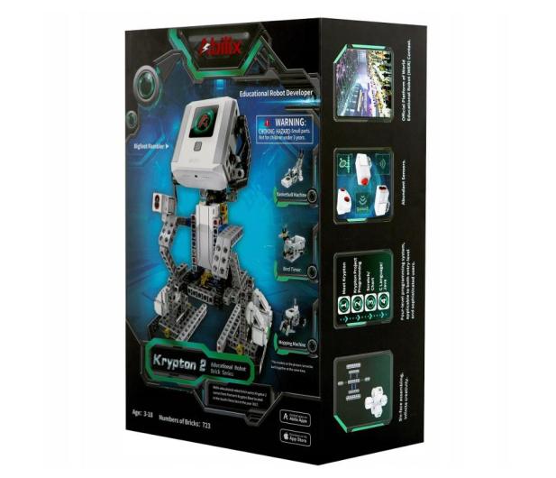 Abilix Robot edukacyjny Krypton 2 - 570922 - zdjęcie