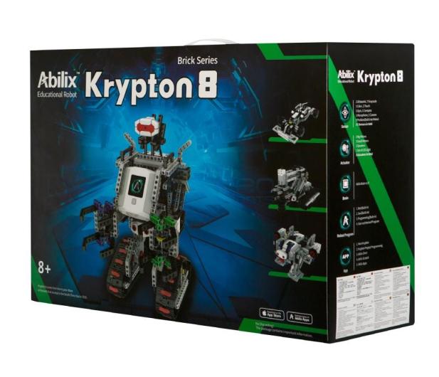 Abilix Robot edukacyjny Krypton 8 - 570947 - zdjęcie