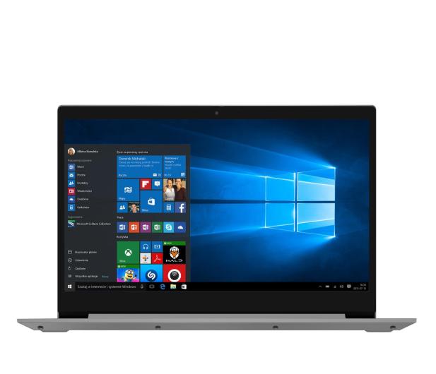 Lenovo IdeaPad 3-17 Athlon 3050U/8GB/256/Win10X - 579947 - zdjęcie