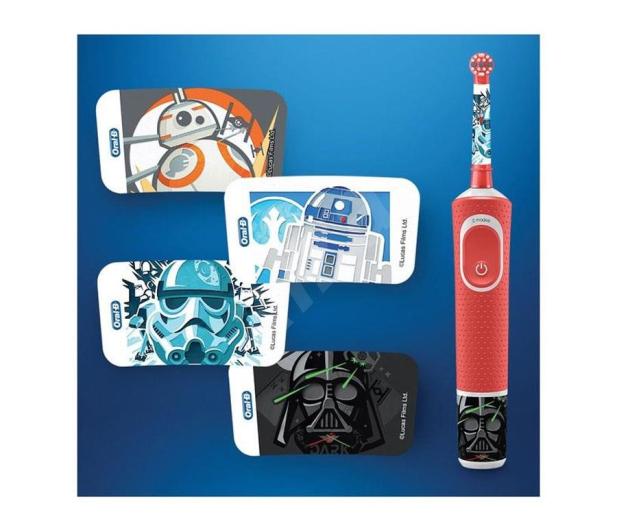 Oral-B D100 Kids Star Wars + Etui Podróżne - 580753 - zdjęcie 3