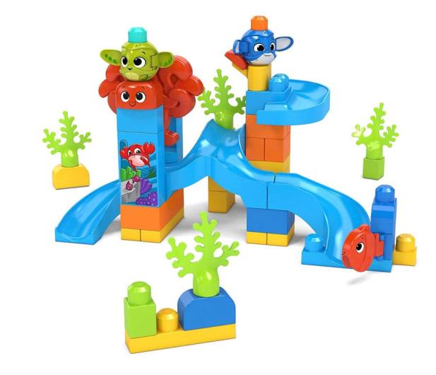 Mega Bloks A kuku Podwodna Przygoda - 581689 - zdjęcie