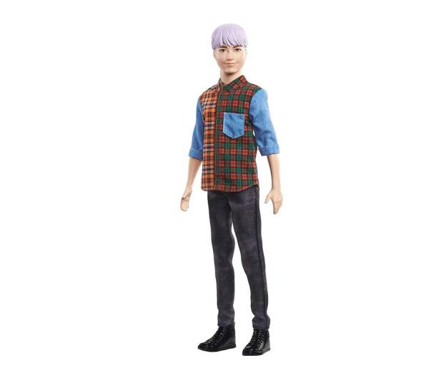 Barbie Fashionistas Stylowy Ken wzór 154 - 581771 - zdjęcie