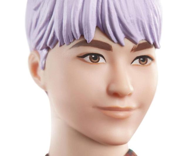 Barbie Fashionistas Stylowy Ken wzór 154 - 581771 - zdjęcie 2