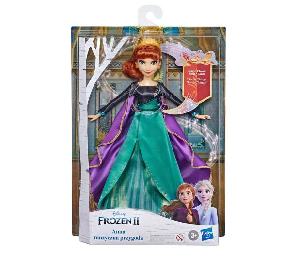 Hasbro Frozen Śpiewająca Anna Musical Adventure - 574169 - zdjęcie 5