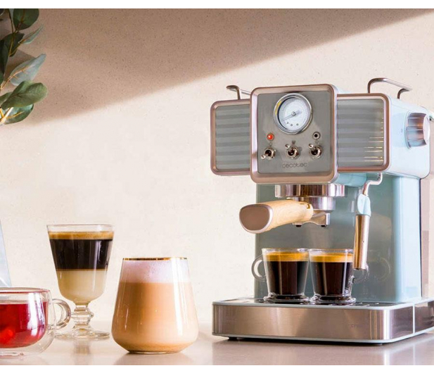 Cecotec Power Espresso 20 Tradizionale - 581855 - zdjęcie 3