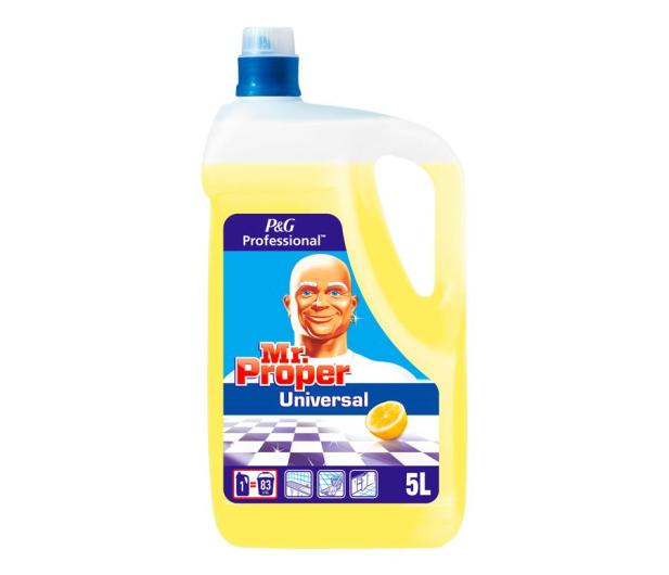 Mr. Proper Plyn czyszczacy Uniwersalny Lemon 5L - 1007532 - zdjęcie