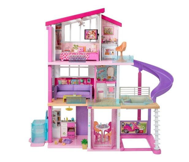 Barbie Idealny Domek dla lalek nowa winda - 581671 - zdjęcie