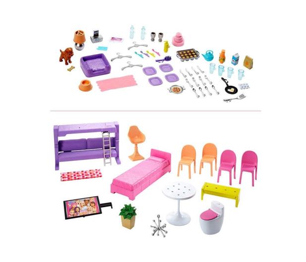 Barbie Idealny Domek dla lalek nowa winda - 581671 - zdjęcie 4