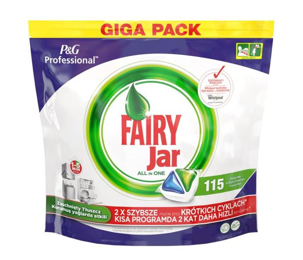 Fairy Kapsułki do zmywarki P&G Professional 115szt - 582070 - zdjęcie