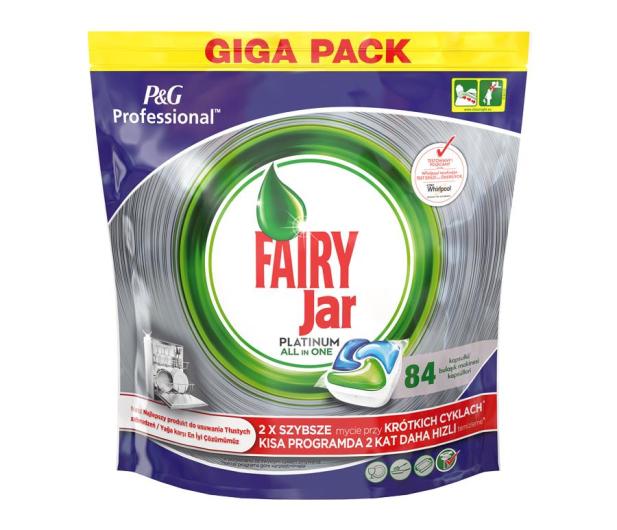 Fairy Kapsułki do zmywarki Professional Platinium 84szt - 582068 - zdjęcie