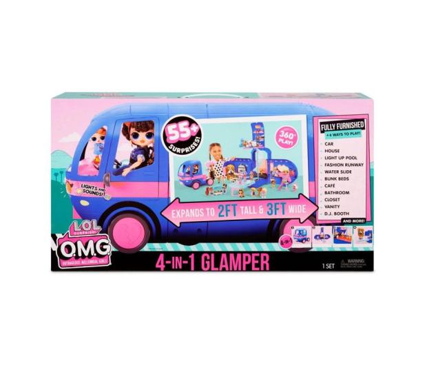 L.O.L. Surprise! Glamper 4w1 - 1007887 - zdjęcie 4