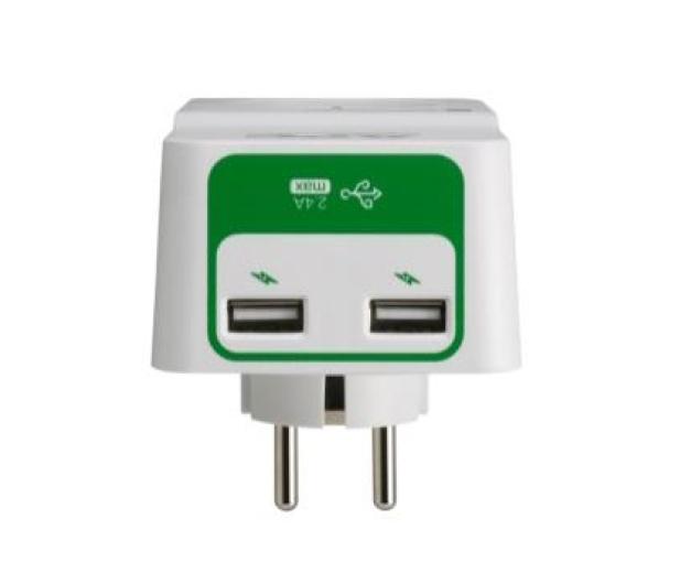 APC Essential SurgeArrest - 1 gniazdo, 2x USB - 583812 - zdjęcie 4