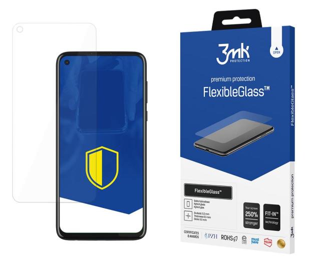 3mk Szkło Flexible Glass do Motorola Moto G Pro - 584279 - zdjęcie 2