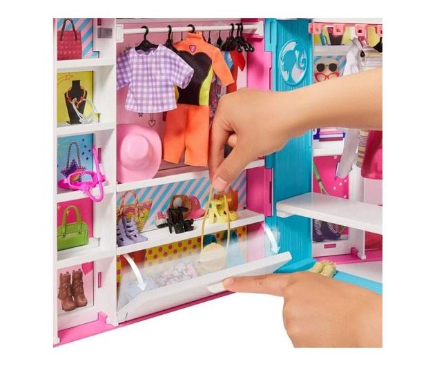 Barbie Wymarzona szafa - 1015714 - zdjęcie 5