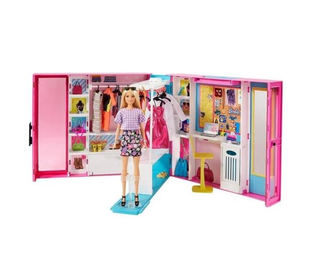 Barbie Barbie Wymarzona szafa - 1015714 - zdjęcie