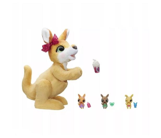 Furreal Friends Interaktywny kangur Mama Josie - 1008092 - zdjęcie
