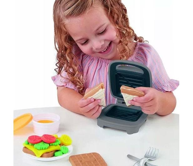 Play-Doh Toster z akcesoriami - 1008098 - zdjęcie 3