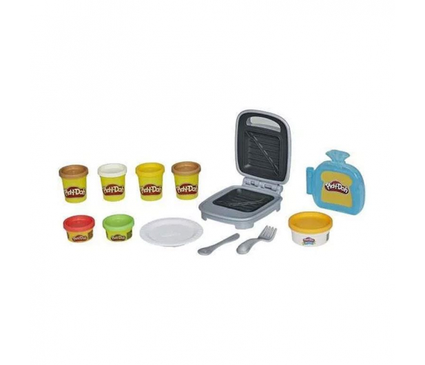 Play-Doh Toster z akcesoriami - 1008098 - zdjęcie
