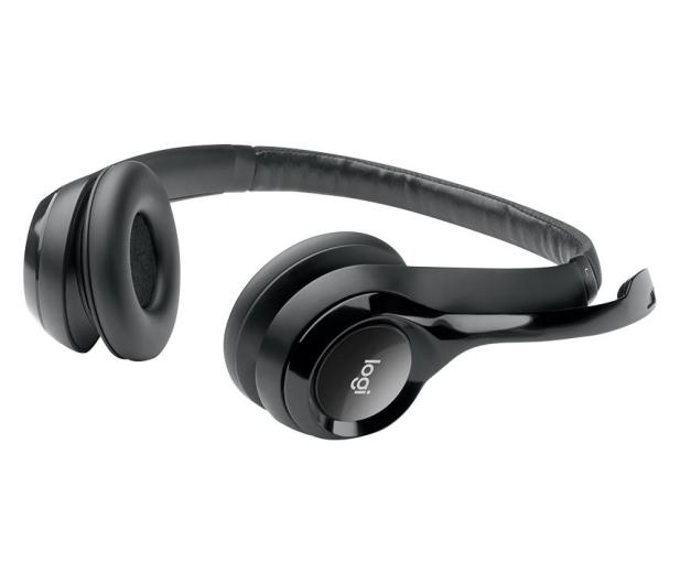 Logitech H390 Headset czarne z mikrofonem - 71783 - zdjęcie 4