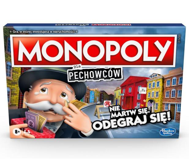 Hasbro Monopoly dla pechowców - 1008090 - zdjęcie