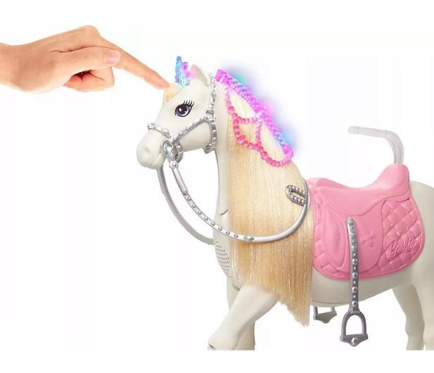 Barbie Przygody Księżniczek Koń światła i dźwięki - 1008214 - zdjęcie 2