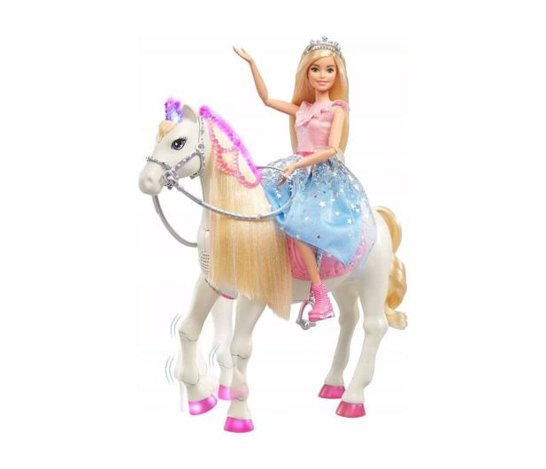 Barbie Przygody Księżniczek Koń światła i dźwięki - 1008214 - zdjęcie