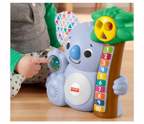 Fisher-Price Linkimals Interaktywny Koala - 1008231 - zdjęcie 2