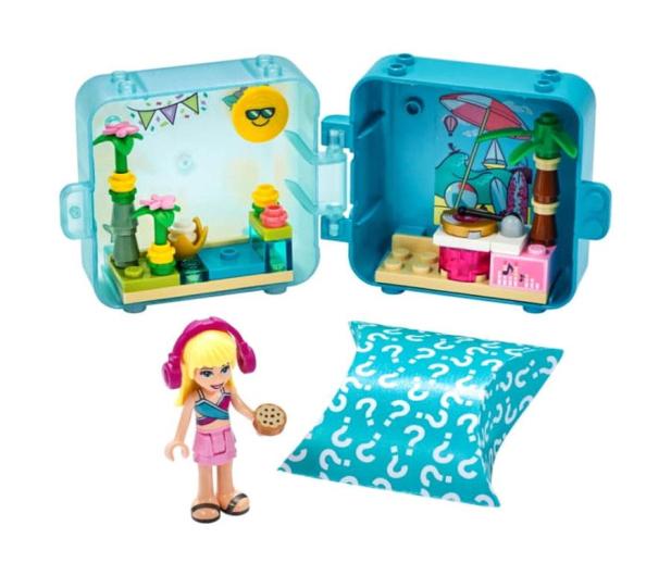 LEGO Friends Letnia kostka do zabawy Stephanie - 1008383 - zdjęcie 2