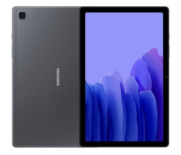 Samsung Galaxy TAB A7 10.4 T500 WiFi 3/32GB szary - 588112 - zdjęcie