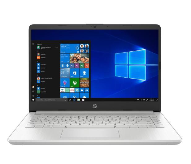 HP 14s i5-1135G7/16GB/512/Win10 IPS - 621525 - zdjęcie