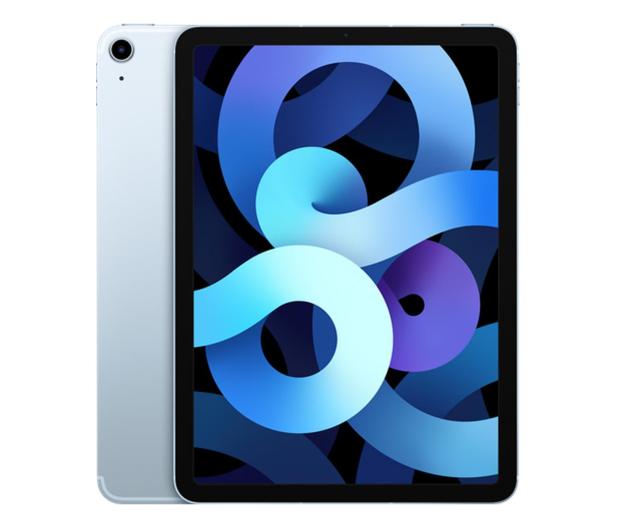 """Apple iPad Air 10,9"""" 64GB Wi-Fi Sky Blue - 592403 - zdjęcie"""