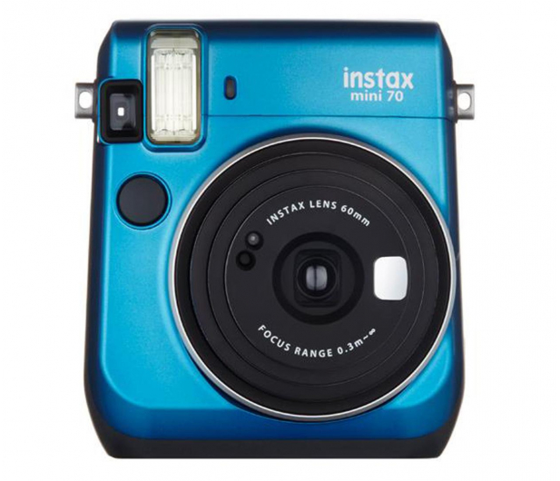 Fujifilm Instax Mini 70 niebieski - 269408 - zdjęcie