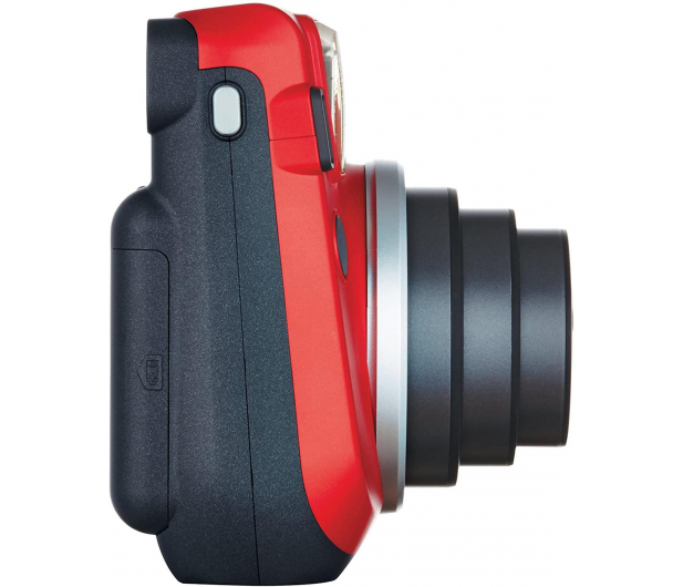 Fujifilm Instax Mini 70 czerwony + wkłady 2x10+ etui - 619875 - zdjęcie 3