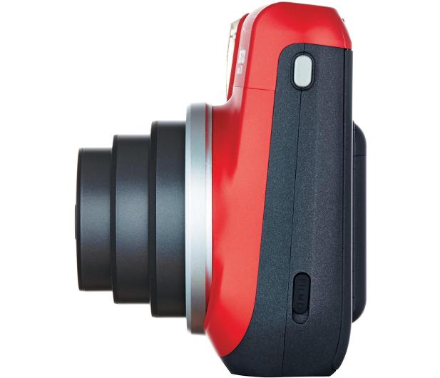Fujifilm Instax Mini 70 czerwony + wkłady 2x10+ etui - 619875 - zdjęcie 2