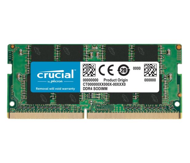 Crucial 16GB (1x16GB) 3200MHz CL22 - 594248 - zdjęcie