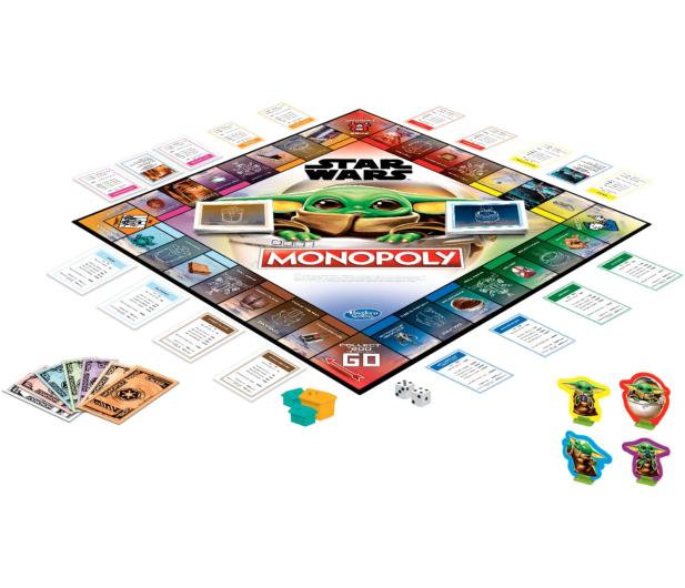 Hasbro Monopoly The Child - 1009248 - zdjęcie 2