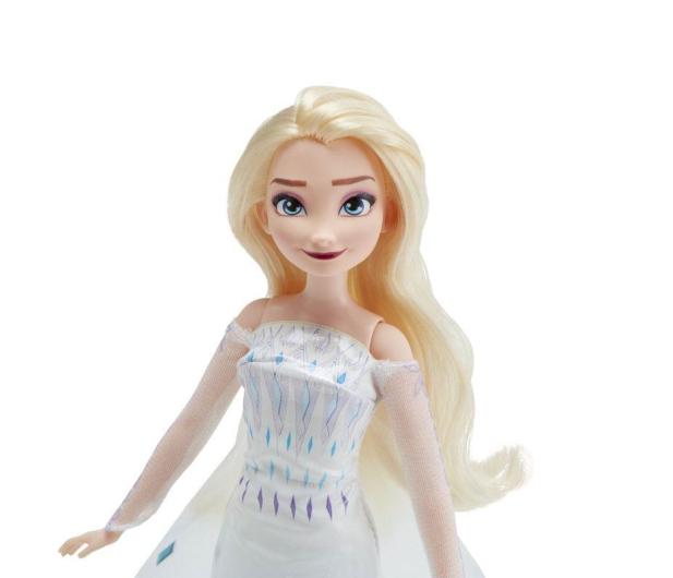 Hasbro Frozen 2 Lalka Elsa z suknią do malowania - 1009297 - zdjęcie 5
