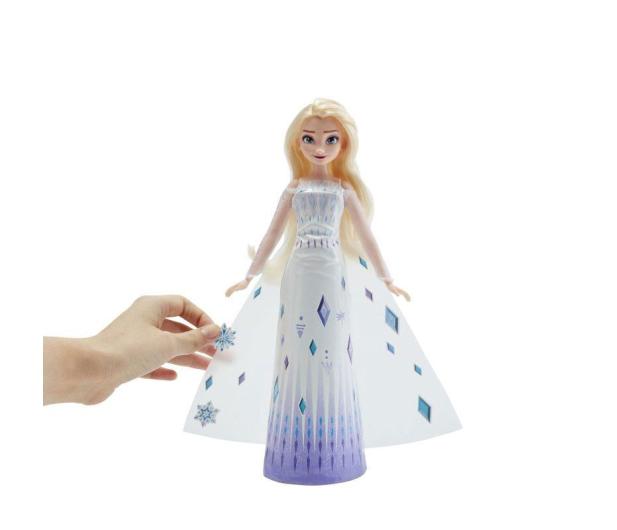Hasbro Frozen 2 Lalka Elsa z suknią do malowania - 1009297 - zdjęcie 6