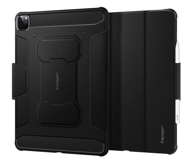 """Spigen Rugged Armor Pro do iPad Pro 11"""" czarny - 587909 - zdjęcie"""