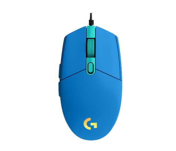 Logitech G102 LIGHTSYNC blue - 592507 - zdjęcie