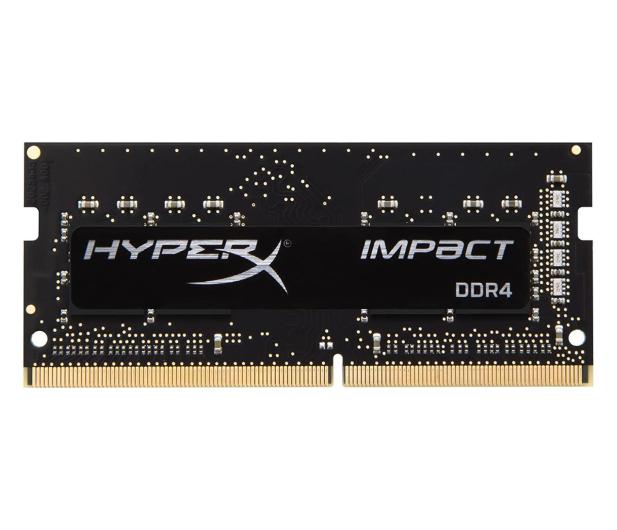 HyperX 8GB (1x8GB) 3200MHz CL20 Impact - 590710 - zdjęcie