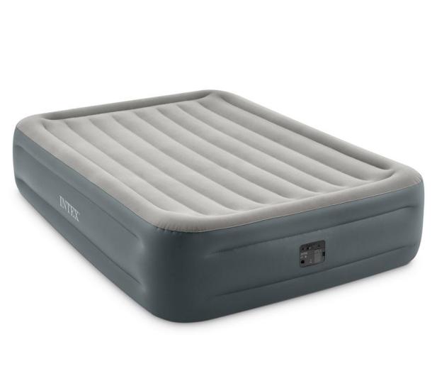 INTEX Dmuchane łóżko Dura-Beam Plus Queen - 1009354 - zdjęcie 2