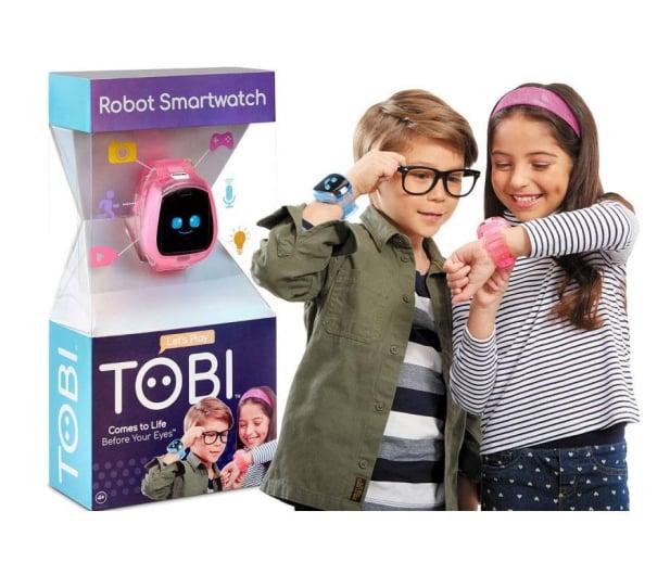 Little Tikes Tobi™ Robot Smartwatch Różowy - 1009479 - zdjęcie 7