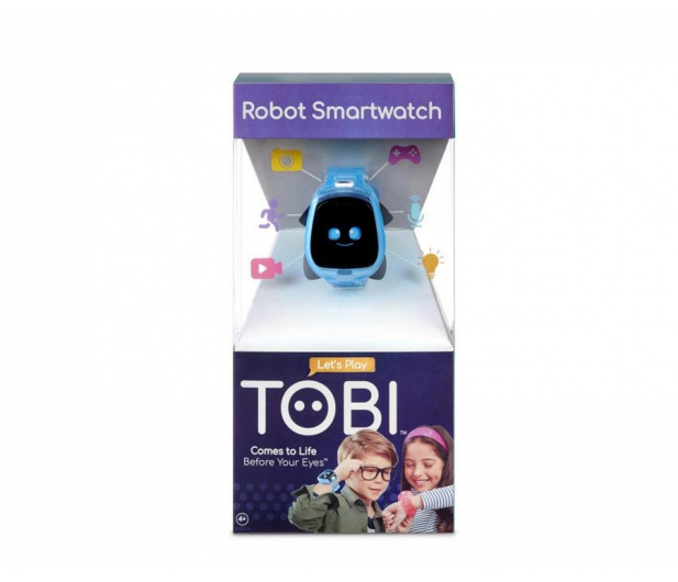 Little Tikes Tobi™ Robot Smartwatch Niebieski - 1009477 - zdjęcie 6
