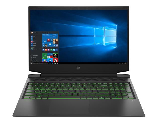 HP Pavilion Gaming i5/16GB/512/Win10X GTX1650Ti 144Hz - 593519 - zdjęcie