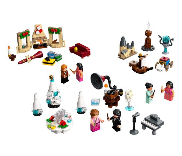 LEGO Harry Potter Kalendarz adwentowy - 1008582 - zdjęcie 2