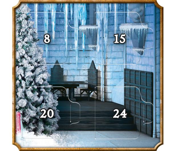 LEGO Harry Potter Kalendarz adwentowy - 1008582 - zdjęcie 3
