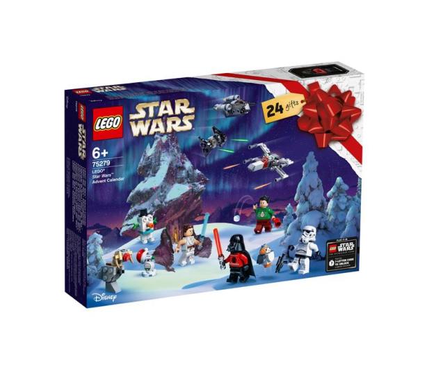 LEGO Star Wars Kalendarz adwentowy - 1008579 - zdjęcie
