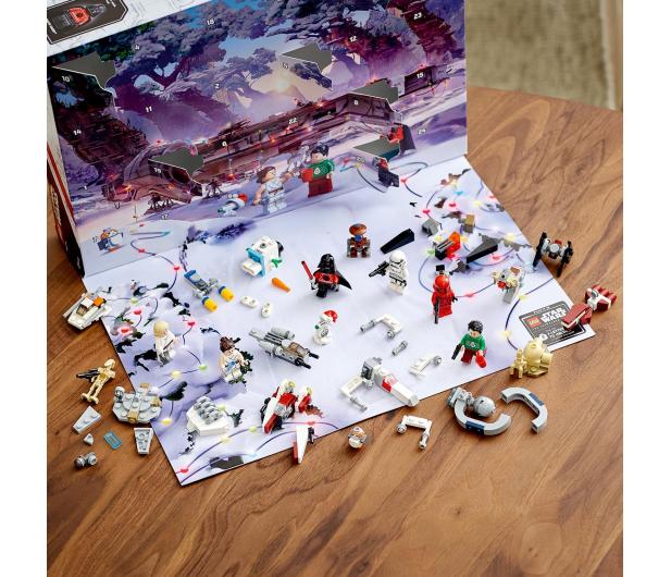 LEGO Star Wars Kalendarz adwentowy - 1008579 - zdjęcie 6