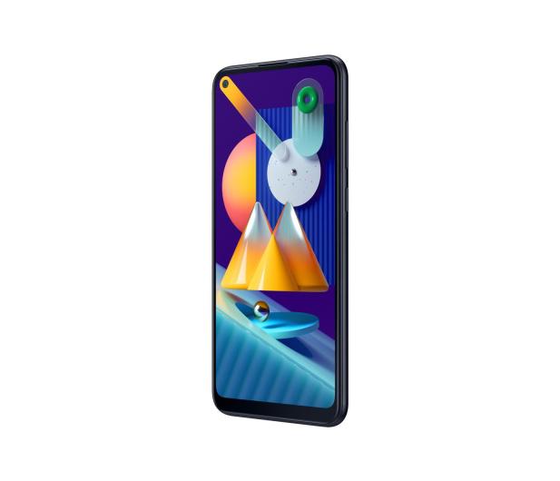 Samsung Galaxy M11 SM-M115F czarny - 594348 - zdjęcie 4